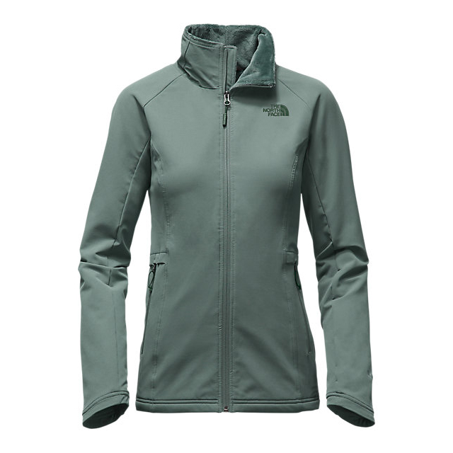 CHEAP NORTH FACE WOMEN'S LISIE RASCHEL JACKET BALSAM GREEN ONLINE